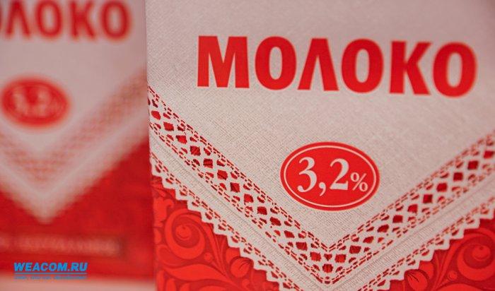 В России могут приостановить поставки молока в магазины