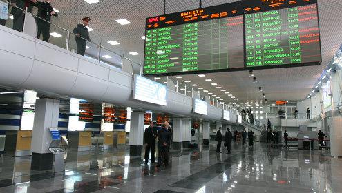 В Иркутске экстренно сел Boeing, летевший из Москвы