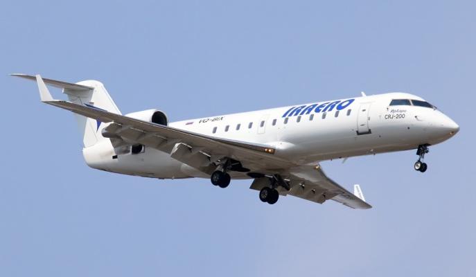 «Ангара» и«ИрАэро» вошли всписок самых непунктуальных авиакомпаний России