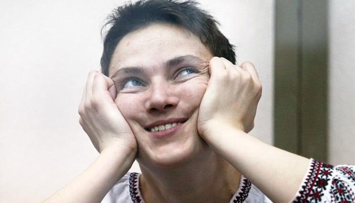 Украинских врачей не допустили к Савченко из-за ее поведения в суде