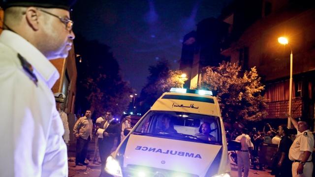 СМИ: В ДТП на юге Синая в Египте погибли 18 человек