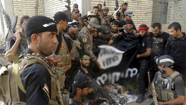 Британские спецслужбы получили данные 22 тысяч наемников ИГИЛ