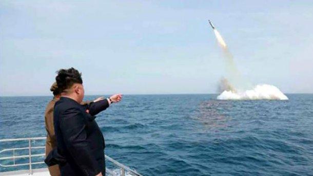 СМИ: КНДР вновь запустила ракеты всторону Японского моря