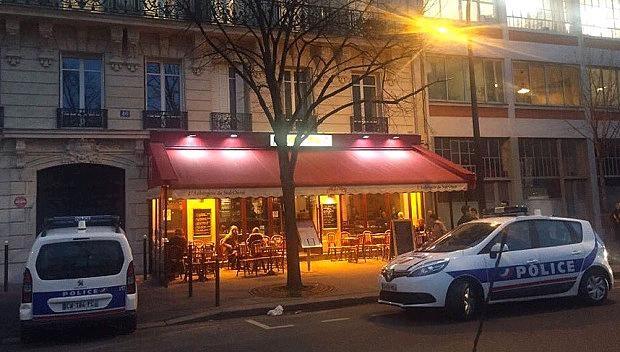 Неизвестные открыли стрельбу навостоке Парижа