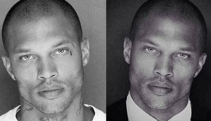«Самый красивый преступник США» может стать моделью