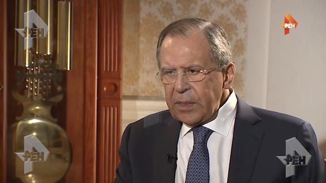 Лавров: Россия будет давать жесткий ответ налюбые недружественные действия США