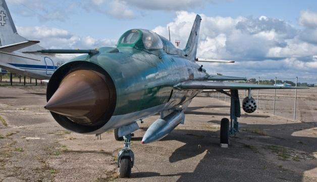 ВСирии был сбит самолет МиГ-21ВВС страны