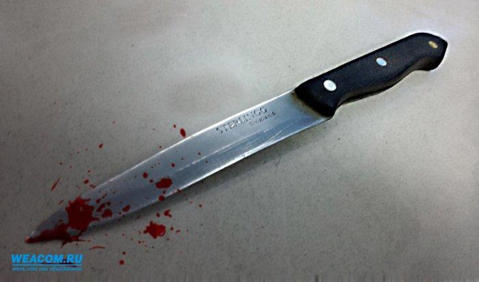 В Шелехове мужчина убил жену, пытался задушить двухлетнего сына и покончить с собой