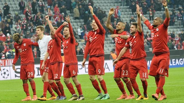 «Барселона» и«Бавария» вышли вчетвертьфинал Лиги чемпионов УЕФА
