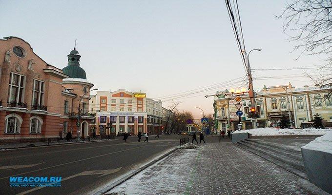 19 марта в Иркутской области температура воздуха поднимется до +12º