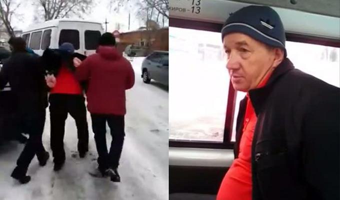 В Приангарье задержаны участники группировки, похищавшей товары из большегрузных фур (Видео)