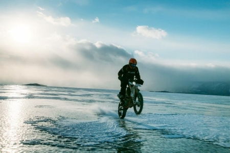На Малом море 26 марта пройдет День ледового экстрима