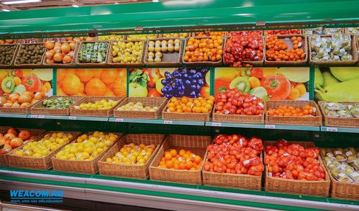 Сирия начала поставлять овощи и фрукты в Россию