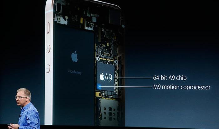 Apple презентовала новые iPhone и iPad