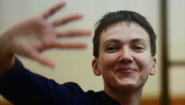Суд приговорил Савченко к22годам российской колонии иштрафу