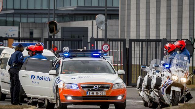 ВФРГ задержали подозреваемых вподготовке терактов вБрюсселе