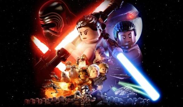 В Сети появился новый трейлер к Lego Star Wars: The Force Awakens