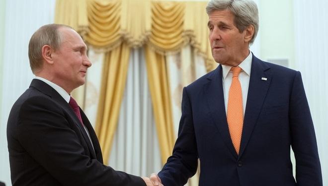 Керри привез дипломат с «сюрпризом» для Путина и назвал условия снятия санкций с России