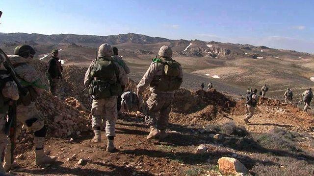 Российский офицер спецназа погиб в Сирии во время боев за Пальмиру