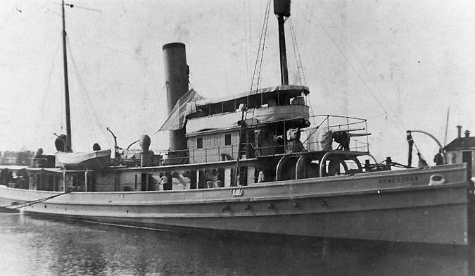 ВСША нашли пропавший 95лет назад военный корабль
