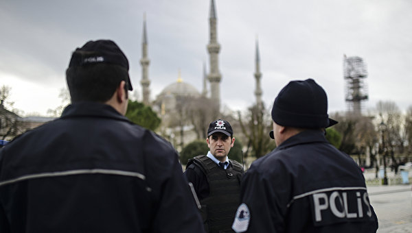 В Турции задержаны подозреваемые в подготовке атаки на дипмиссии ФРГ
