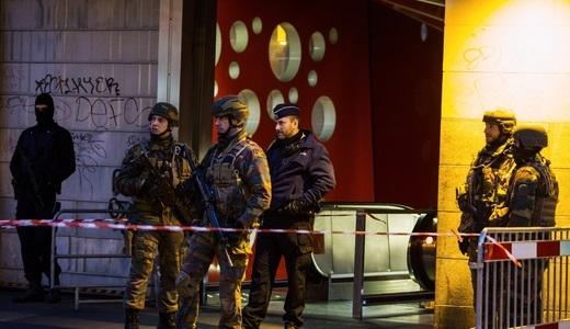 Полиция задержала шесть человек в ходе рейдов после терактов в Брюсселе