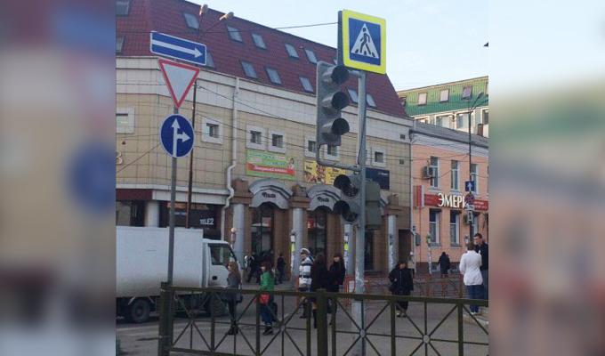 Вапреле откроется дополнительный выезд спарковки иркутского «Центрального рынка»