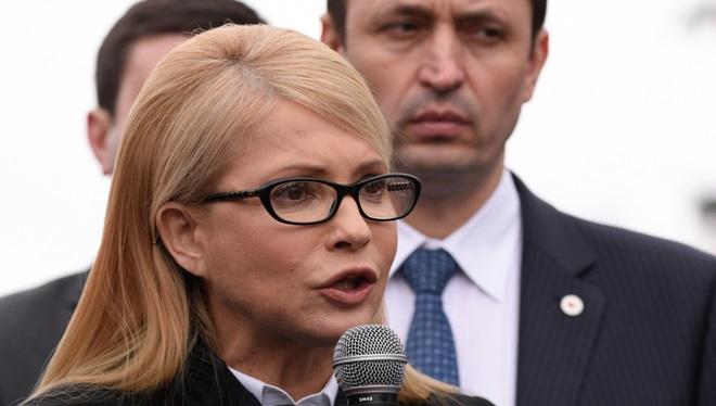 Тимошенко: Решение опередаче Савченко Украине уже достигнуто