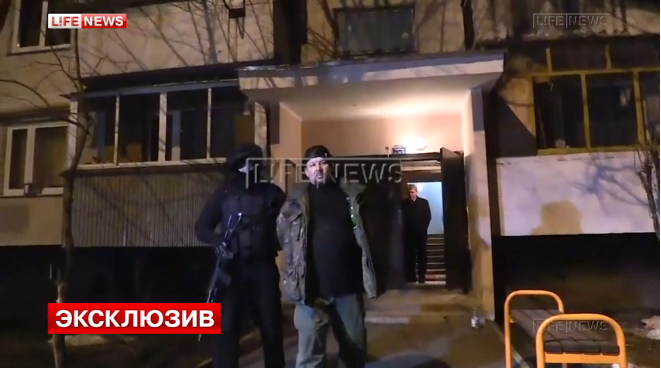 Житель Новой Москвы расстрелял нескольких прохожих изружья