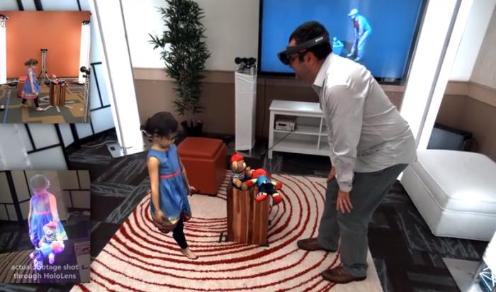Microsoft представила технологию голографической телепортации в стиле «Звездных войн» (ВИДЕО)