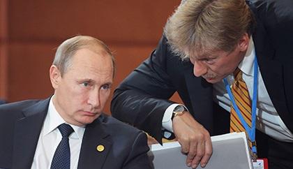 ВКремле рассказали оготовящейся информационной атаке наПутина