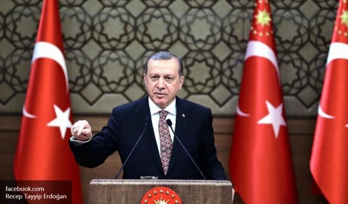 Посол Германии вызван вМИД Турции из-за сатирического видеоролика обЭрдогане