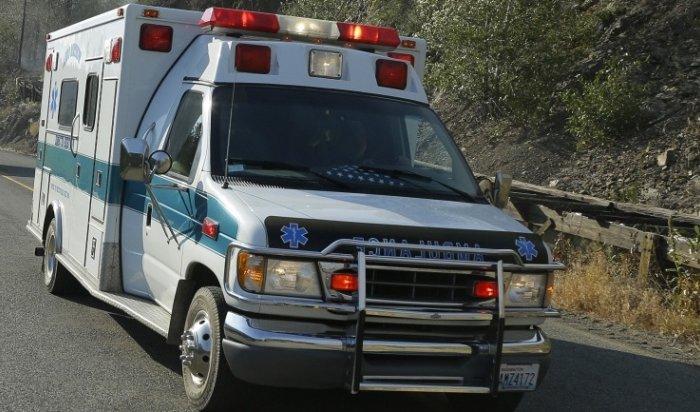 В Пуэрто-Рико пациент психбольницы на карете скорой помощи протаранил 15 машин