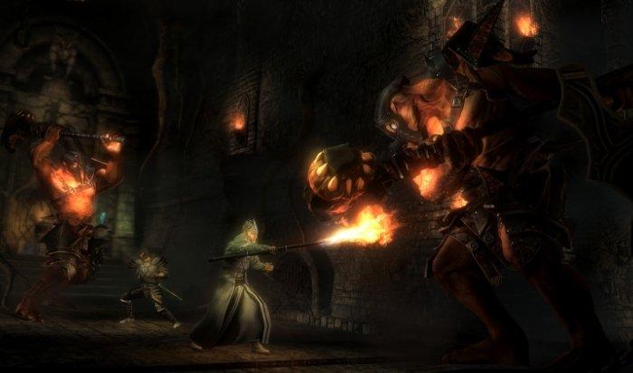 Анонсированы игра Two Worlds III идва дополнения кней