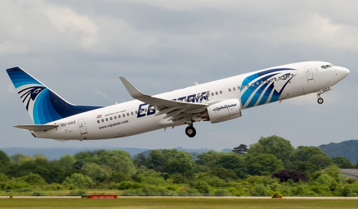 Неизвестные захватили египетский лайнер Airbus А320