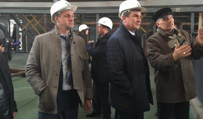 Правительство Приангарья намерено построить новый газопровод для поставки сырья на «Саянскхимпласт»