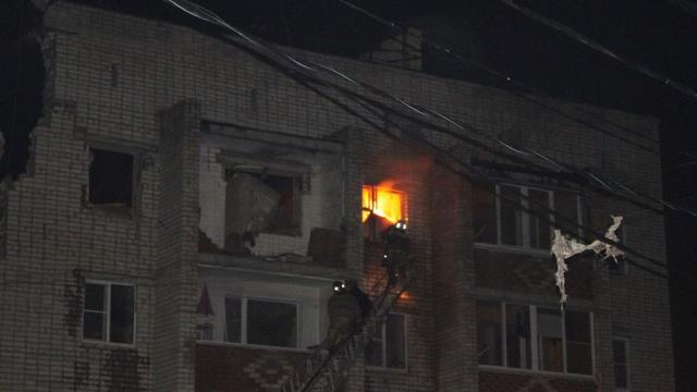 Под Тулой жилой дом треснул после взрыва газа