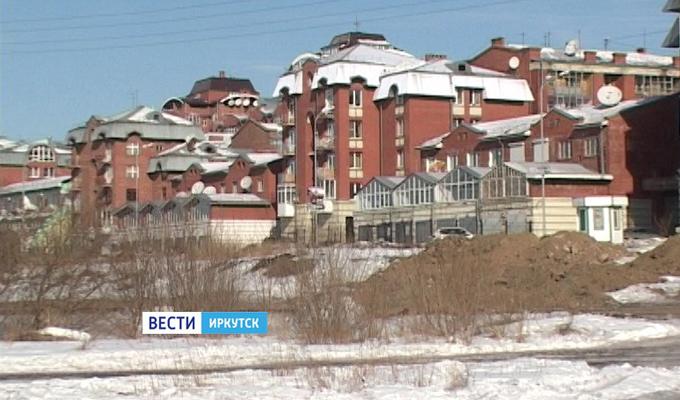 В Иркутске обсудили концепцию развития Верхней Набережной