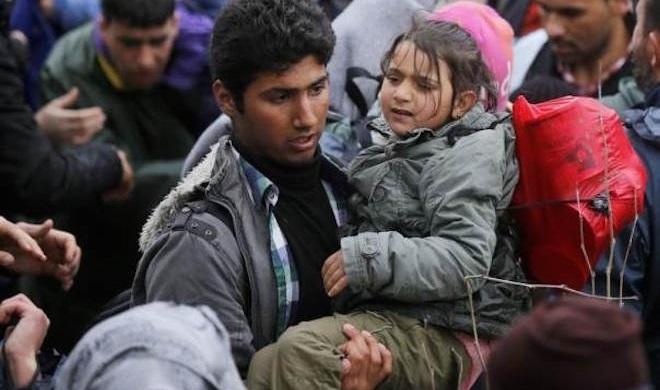 Турецкие военные расстреливают беженцев, пытающихся перейти границу состороны Сирии