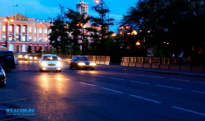 С 1 апреля комендантский час в Иркутской области начинается с 23:00