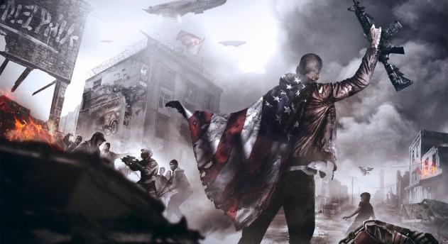 Игроки новой Homefront: The Revolution поборются с захватчиками из Кореи (ВИДЕО)