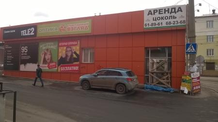 В Иркутске на улице Волжской запретили эксплуатацию самовольно построенного здания