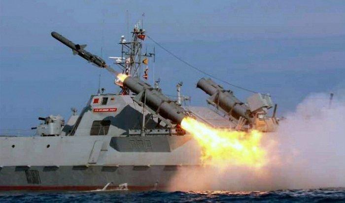 КНДР вновь запустила ракету всторону Японского моря