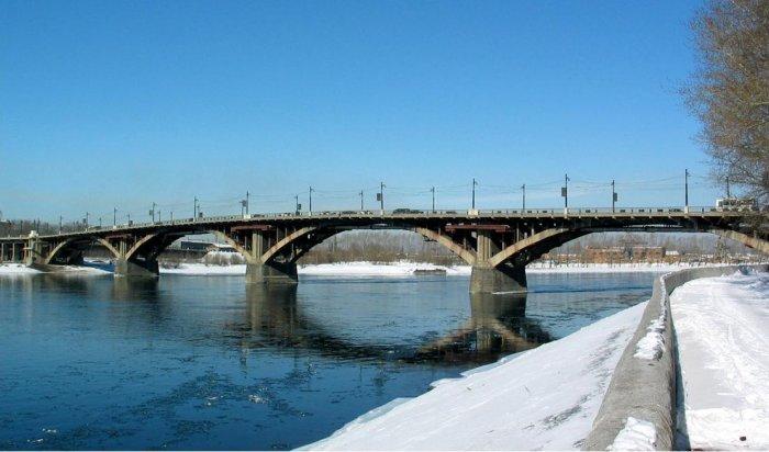 В Иркутске со старого Ангарского моста спрыгнула 22-летняя студентка