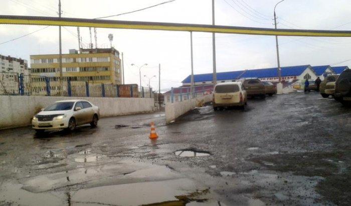 В Братске разыскивают водителя, сбившего человека и скрывшегося с места ДТП