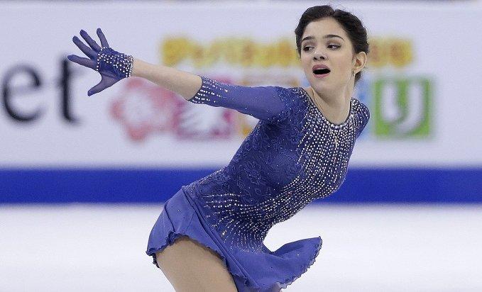 Российская  фигуристка завоевала  золото ЧМ-2016 в Бостоне и установила мировой рекорд
