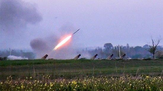 Нагорный Карабах поошибке обстрелял Иран