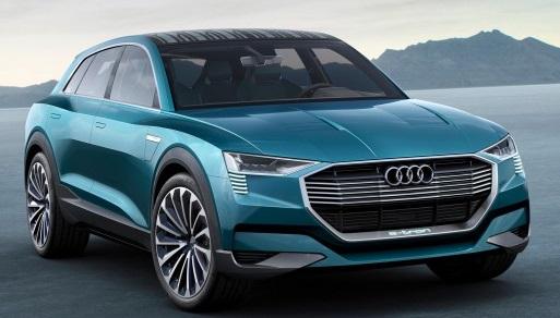 Audi выпустит новый кроссовер Q3 к2018году