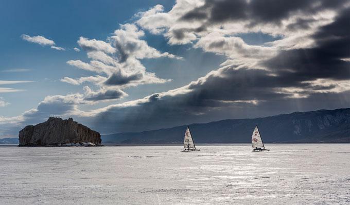 На Малом Море началась Байкальская буерная неделя