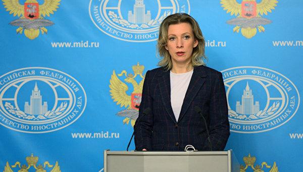 «Заметался»: Захарова прокомментировала слова Порошенко оThe New York Times